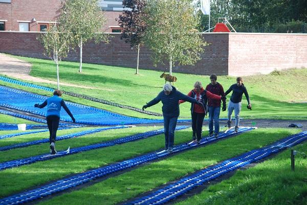 Kennis maken met langlaufen op zondag 31 oktober