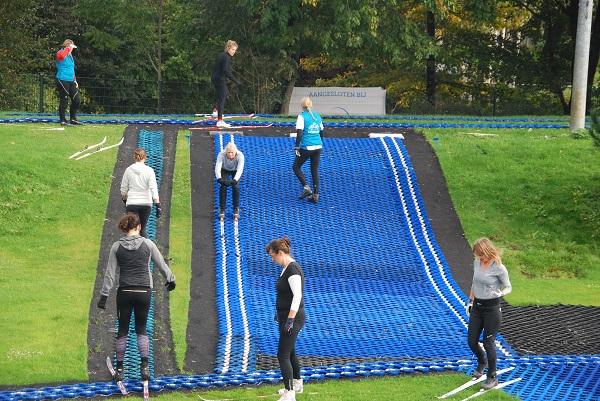 Mooie opkomst bij start langlaufcursussen en -trainingen